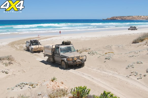 Australia's top 10 off-road coastal destinations