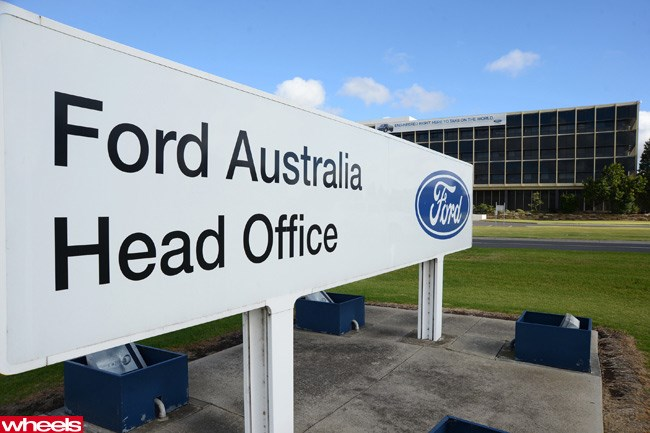 Ford We could close before 2016