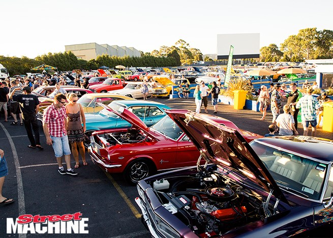 Lunar Drive-In Show & Shine