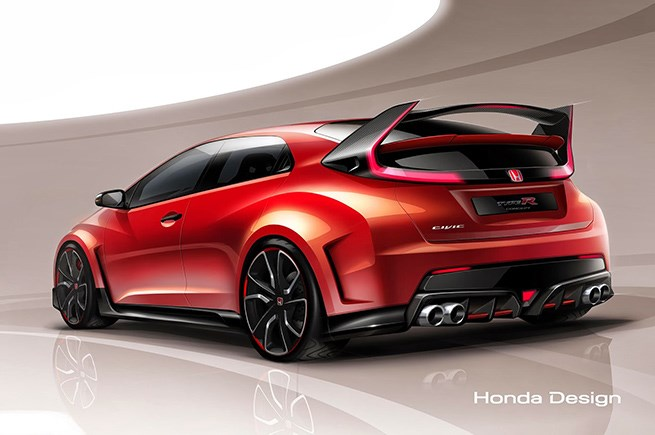 2015 Honda Civic Type R Concept