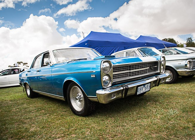 2014 All Ford Day Geelong