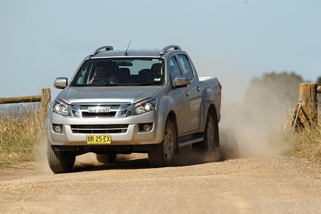 #9: Isuzu D-Max - 8488 sold