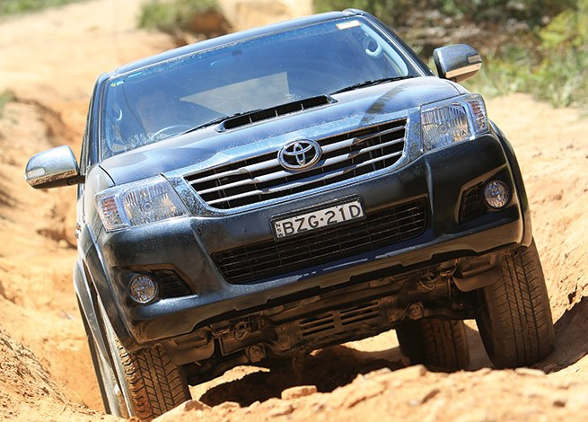 #1: Toyota Hilux - 29,344 sold