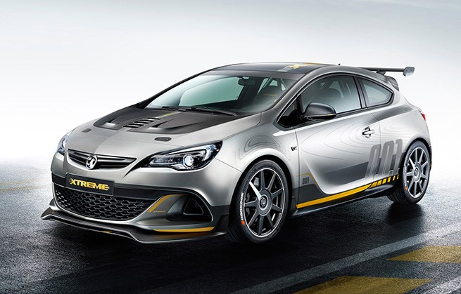 Opel Astra VXR Extreme