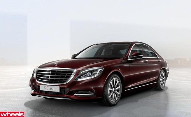 Mercedes-Benz S300 BlueTec