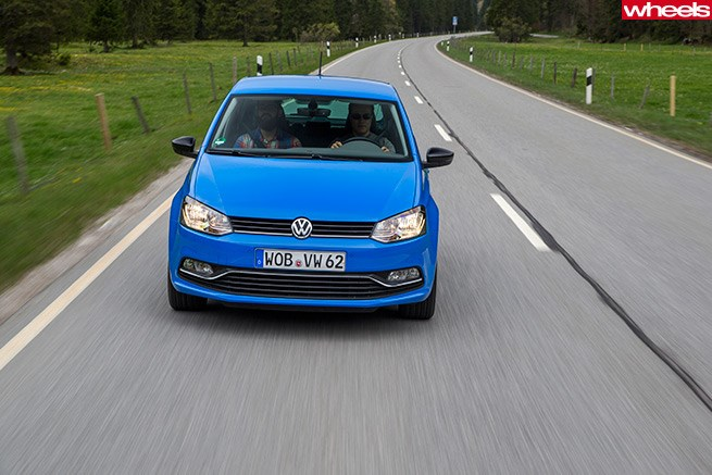 First drive: Volkswagen Polo