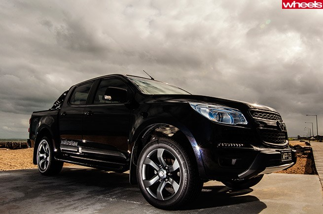 Walkinshaw Colorado Xtreme Low Rider