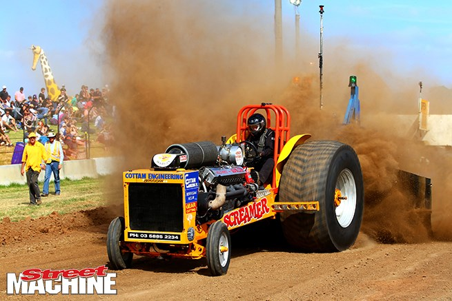 Tooradin Tractor Pull