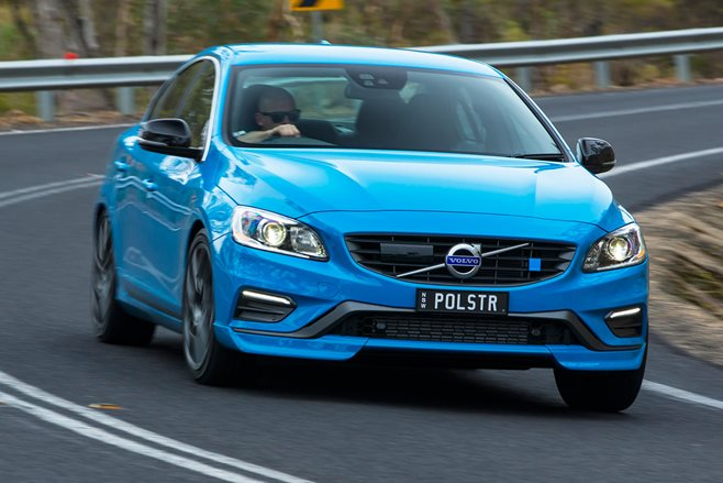Volvo S60 Polestar test drive review