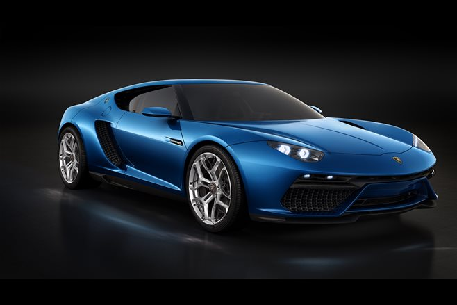 Lamborghini Asterion LPI-910 revealed photos