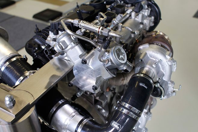 Volvo reveals 'triple-turbo' tech