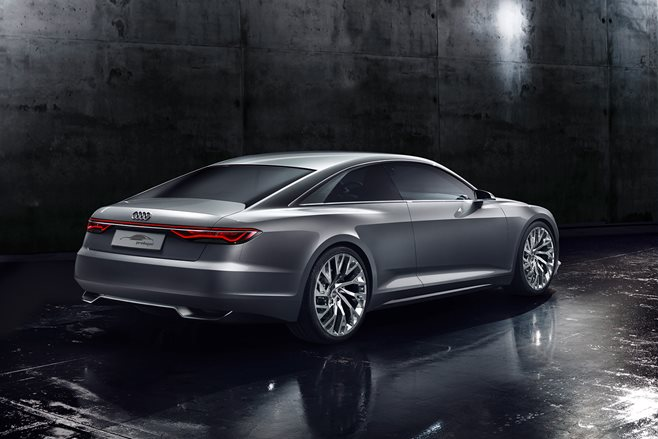 Audi A9 Prologue Concept