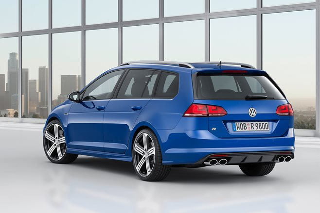 Golf R Wagon