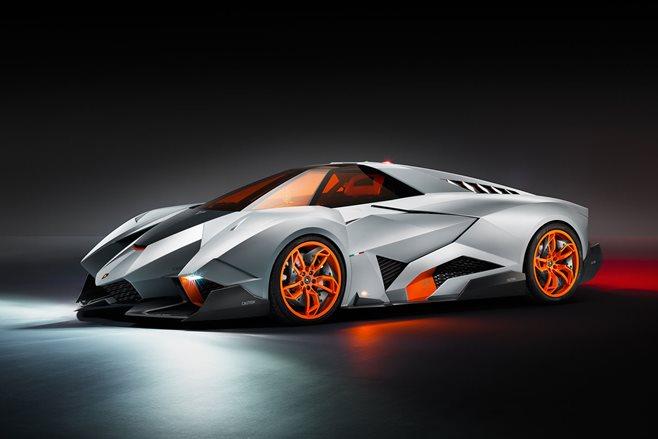 Top Ugliest Supercars Lambo Egoista Motor