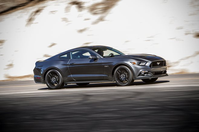 Ford Mustang GT Performance Pack