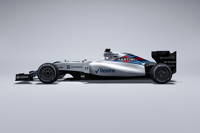 Williams F1 2015