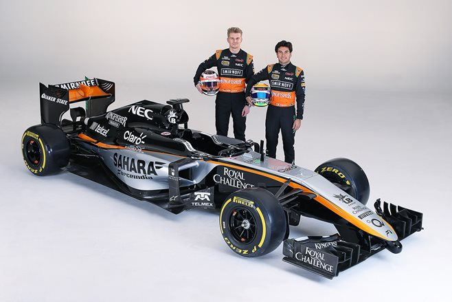 Force India F1 2015