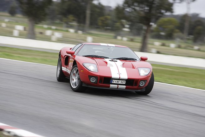 26. Ford GT