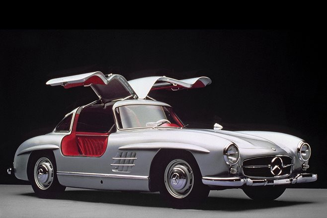 7. Mercedes- Benz 300SL