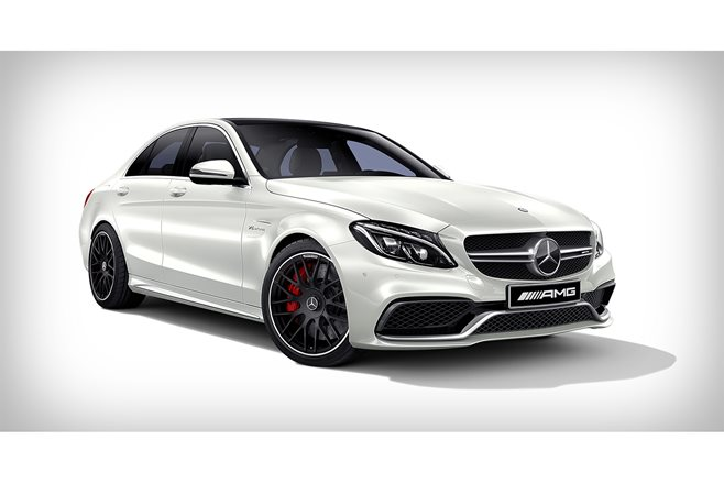 Mercedes-AMG C63 Australian pricing