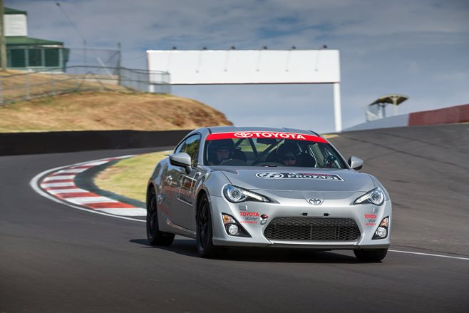 Toyota 86 race series