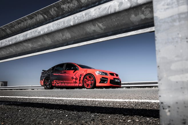 Walkinshaw 507 HSV GTS