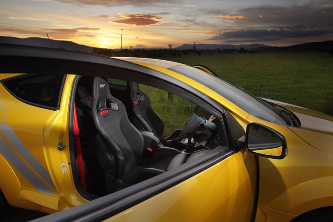 Renault Megane RS275 review test drive