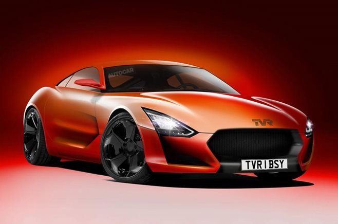 TVR returns