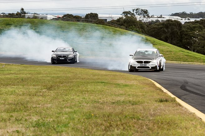 BMW M Driving Day