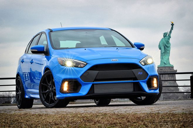 Focus RS power revealed