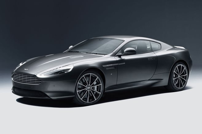 Aston Martin DB9 GT revealed