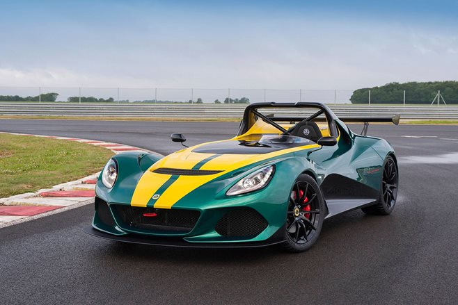 Lotus builds fastest ever road Lotus