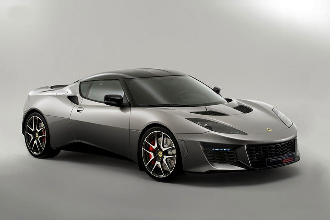 Lotus Evora 400 roadster