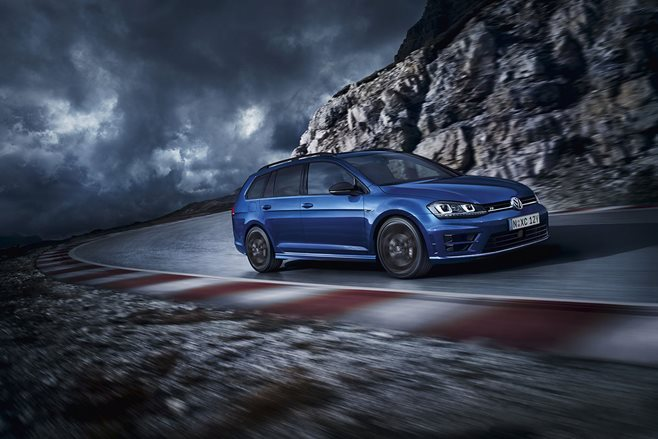 Golf R Wagon now on sale in Australia
