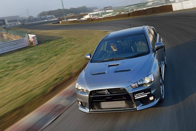 Lancer Evolution X Final Edition coming to Oz