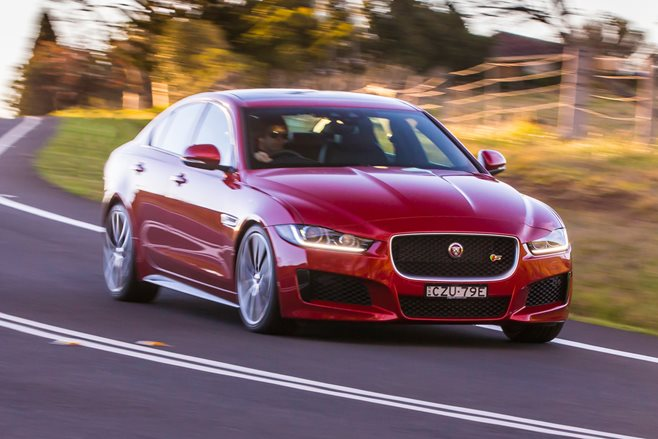 Jaguar XE S review