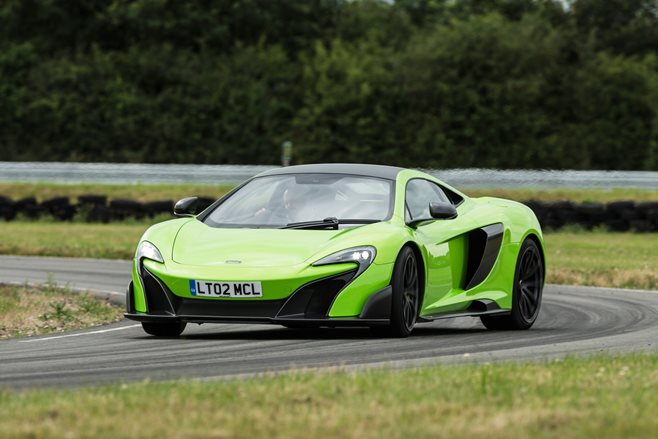 McLaren to introduce more LT models