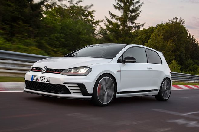 VW to build Golf GTI Clubsport