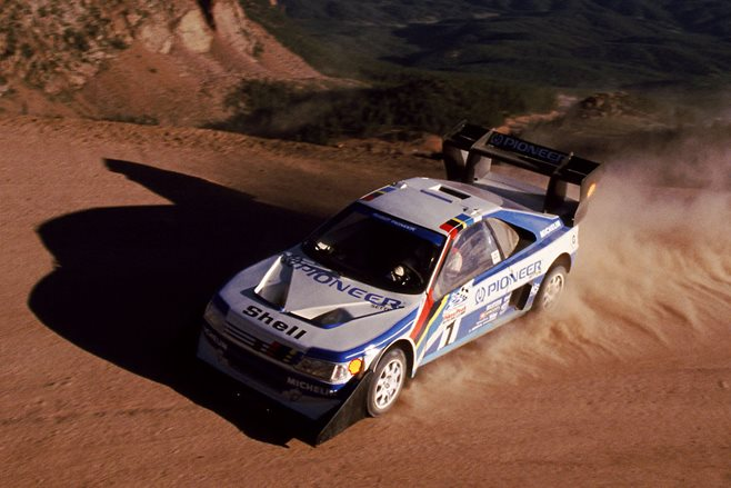 Top 5 Pikes Peak Monsters