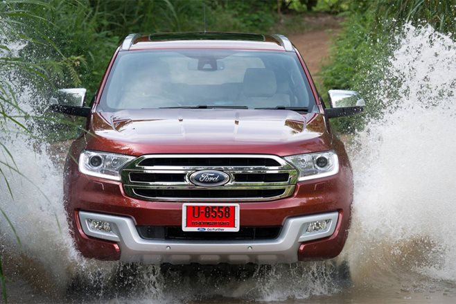 Ford Performance SUV