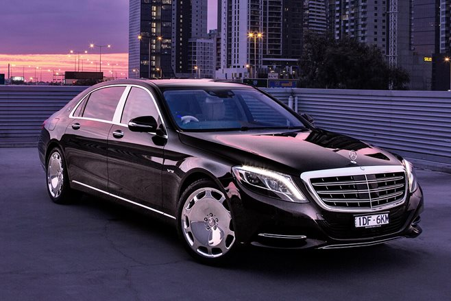 Mercedes-Maybach S600 a sell-out in Australia