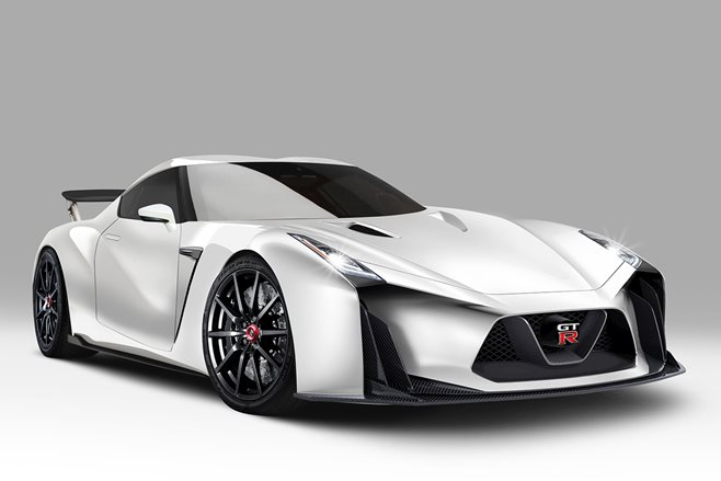 next generation nissan gtr r36 concept car motor
