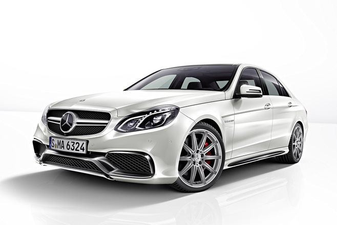 Details on new Mercedes-AMG E63