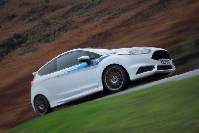 M-Sport tuned Ford Fiesta ST revealed