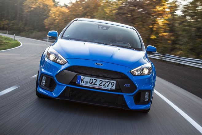 Hotter Ford Focus RS planned