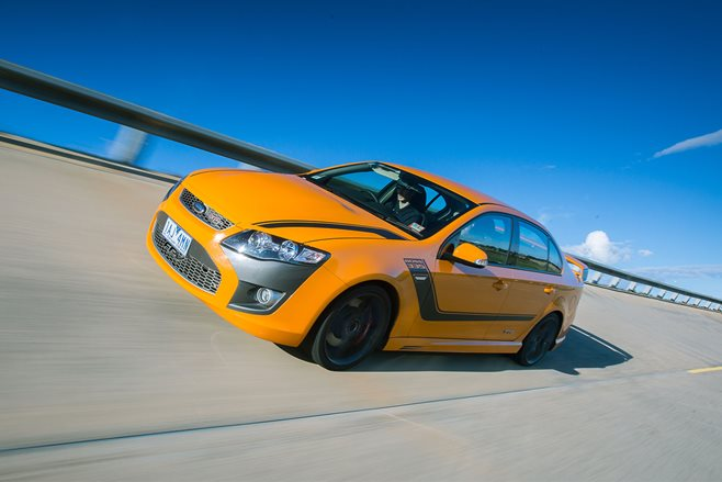 Driving the FPV GT F Prototype