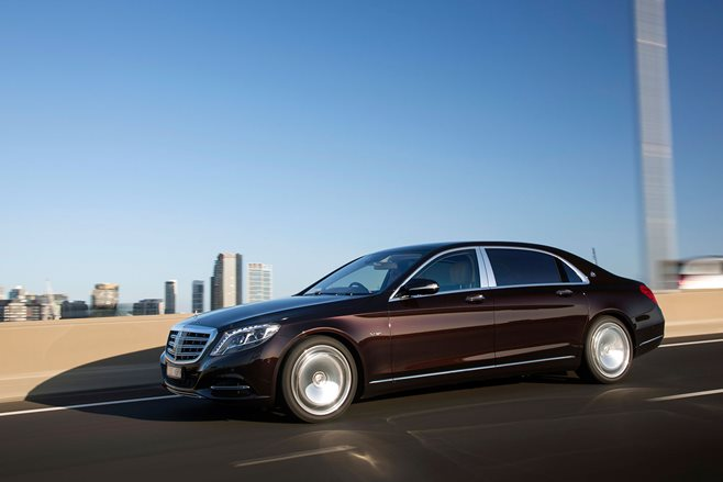 Mercedes-Maybach S600 review