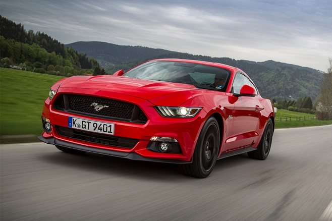 Ford Mustang price hike