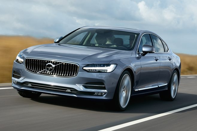 Volvo S90 and V90 to get Polestar treatment
