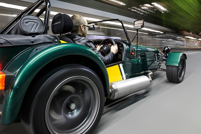 Caterham CSR 175 review
